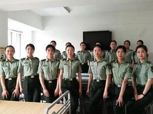 这群高颜值中国女兵,又一次惊艳了我们!