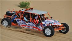 从骆驼队到越野车——库布其沙漠的速度与激情