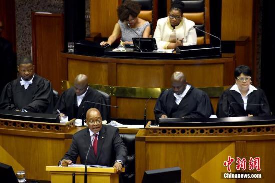 南非首位黑人总统_南非总统称无视敌对媒体将用选举结果回击_新闻中心_中国网