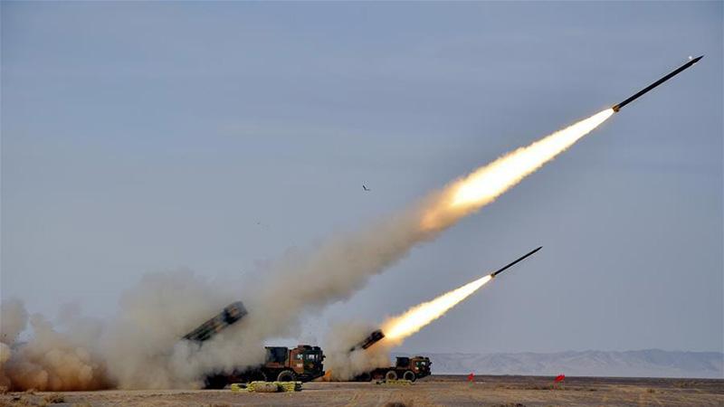 第一種遠端火箭炮:晴天霹靂撼長空