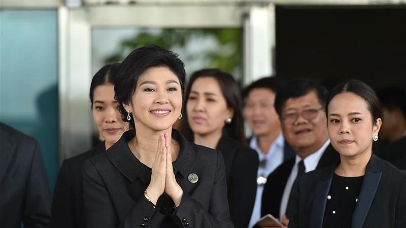 泰国最高法院将于8月底宣判前总理英拉大米收购案