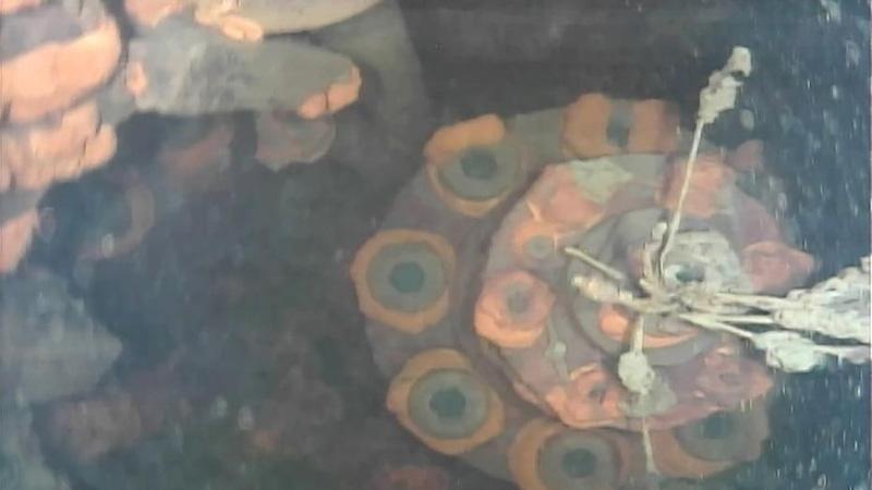 水下机器人确认日本福岛第一核电站3号机组受损严重