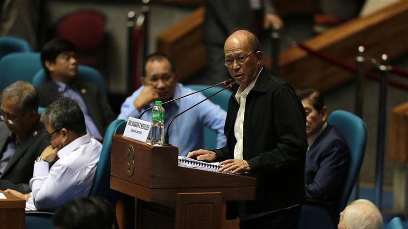 菲律宾国会投票决定延长南部戒严令