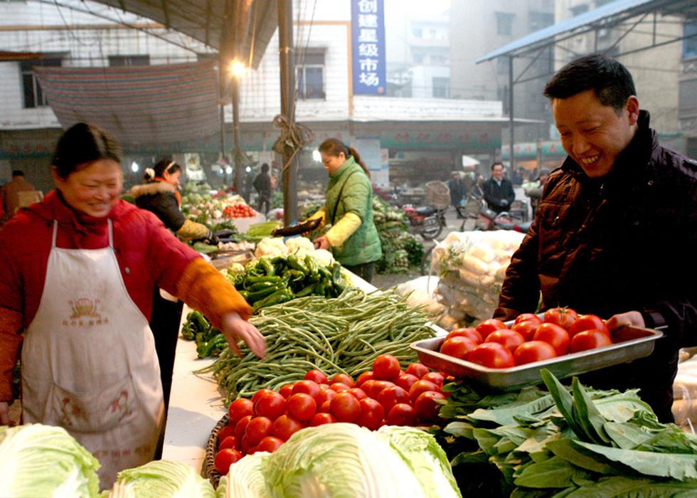 第32期:国人买菜方式变革:从逛菜市场到送菜进家