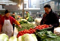 《帧像》:从逛菜市场到电商买菜