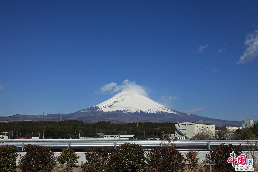 富士山是日本国内最高峰