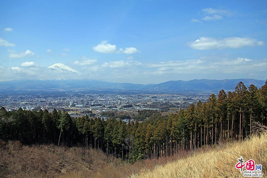 富士山于2013年被列入世界遗产名录