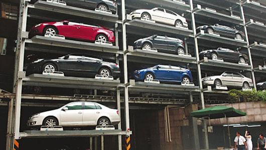 北京拟立法缓解'停车难' 看世界各国如何解决停车问题