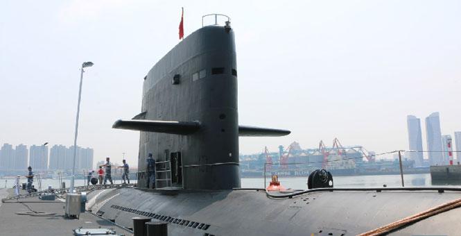 北海艦隊某潛艇支隊:這裡沒有白天黑夜