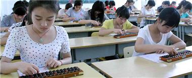中国珠算影响世界 国外如何发展珠算教育