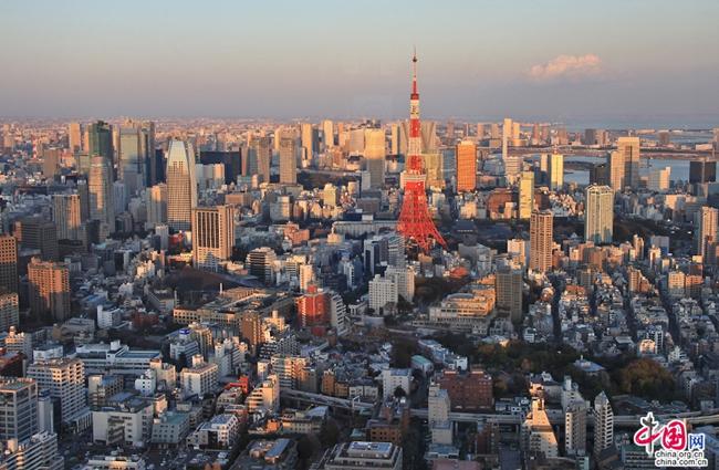 【中国人走世界】日光物语——东京塔