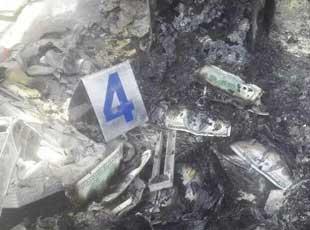 柬埔寨一男子炸爛提款機 搶走1萬多美元