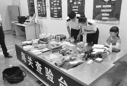 杭州姑娘代购半年逃税80多万 涉嫌走私被查