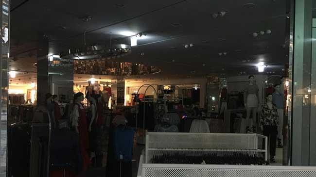 台湾多地市无预警大停电