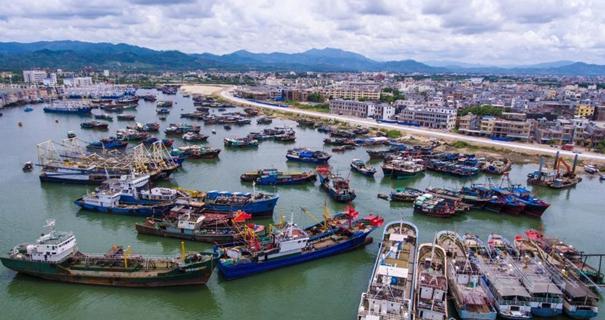 南海最严伏季休渔期结束 千帆竞发开启捕捞季
