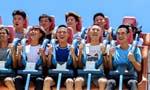 五百名退伍老兵免费游玩深圳欢乐谷