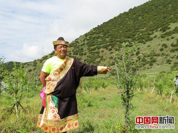 一个西藏村庄的五年巨变
