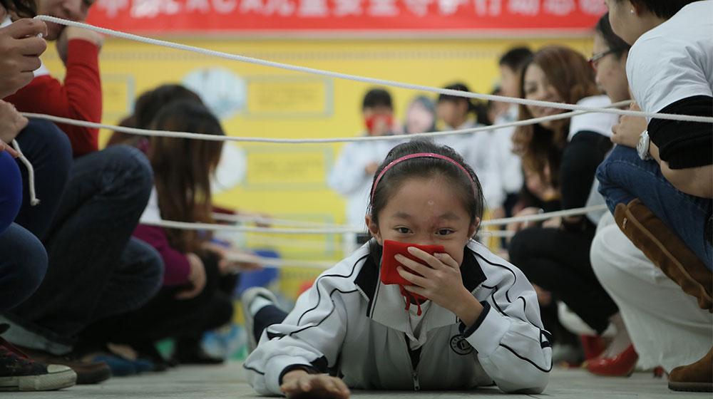 【帧像】儿童安全教育刻不容缓