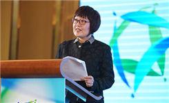 中华全国新闻工作者协会书记处书记王冬梅致辞