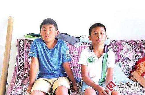 勇敢的少年!云南腾冲12岁少年河中救起两岁娃