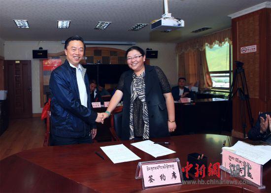 武汉黄陂区对口支援西藏乃东旅游产业