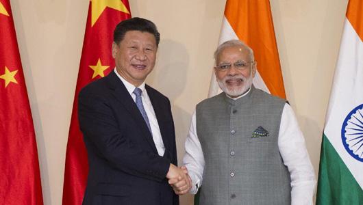 中国与印度:金砖机制下的近邻应注重'兄弟齐心'