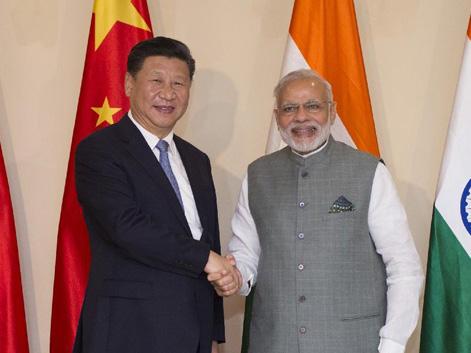 中國與印度:金磚合作機制下的近鄰應注重'兄弟齊心'