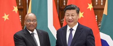 """中国与南非:扩大金砖""""朋友圈"""""""