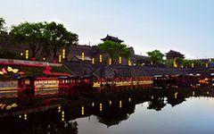 西安古城风貌(资料图片)