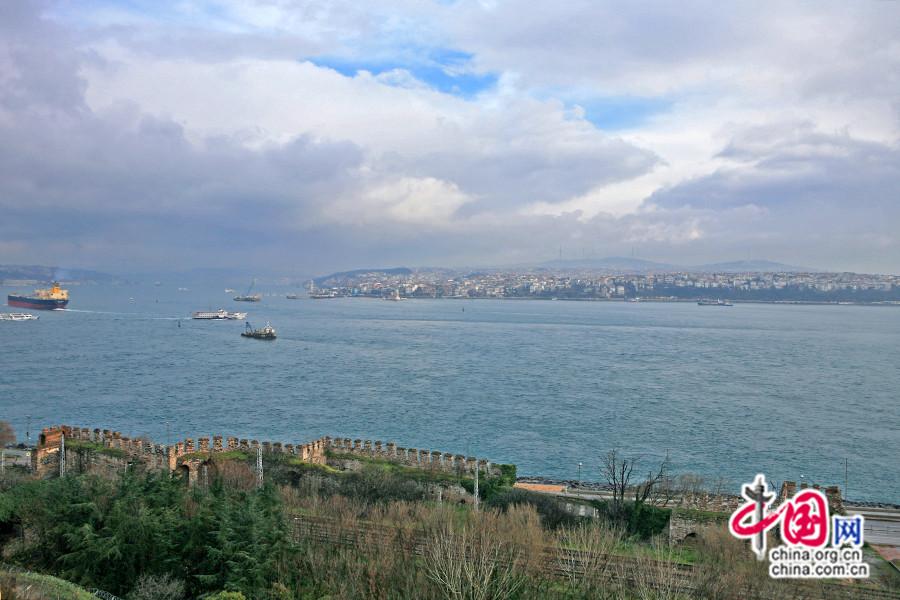蓝色土耳其(十 五)托普卡帕宫,铜雀深锁与豁然开朗
