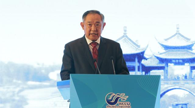 """李若弘:大运河是推进""""一带一路""""的重要切入点"""