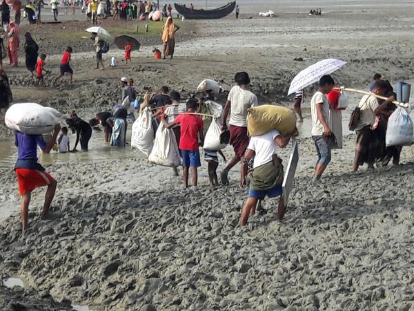 無國界醫生擴展在孟加拉國的救援