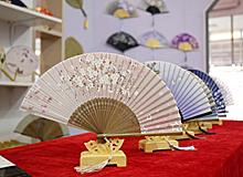 文化创意产业展区展现中国民族特色