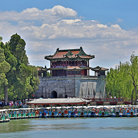 World Cultural Heritage – the Summer Palace in Beijing