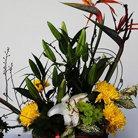 Flower Arrangement, the Beauty of Artistic Conception