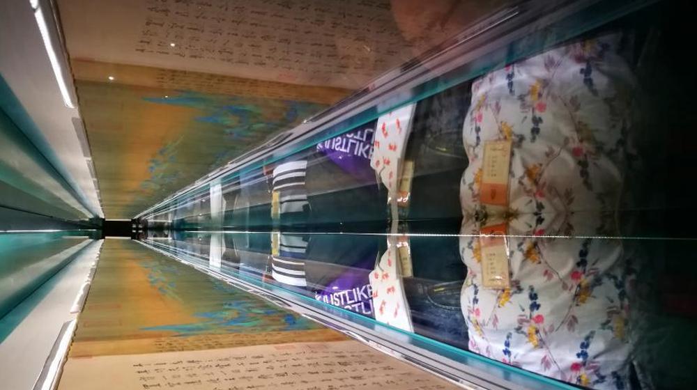 北宋名画《千里江山图》在故宫展出