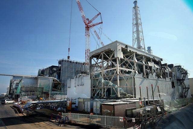 深入第一现场!中国记者首次受邀探访福岛核电站