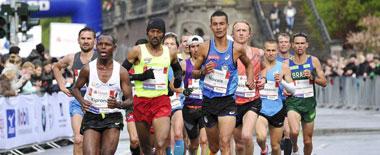 '马拉松热'带动跑步经济 国外赛事各有特色