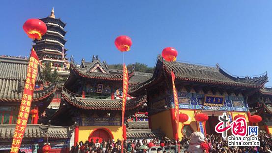 吉林辽源:福寿宫