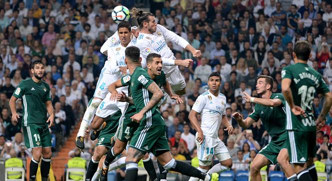 皇家马德里0-1皇家贝蒂斯