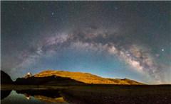 西藏成為世界觀星天堂