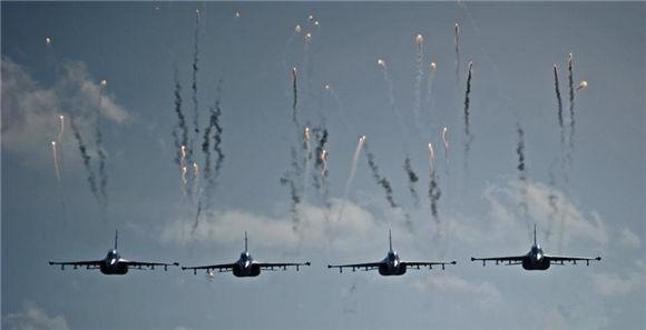 俄白聯合軍演持續 空地對決展現立體化戰爭