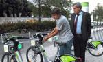 里斯本共享单车正式投入运营