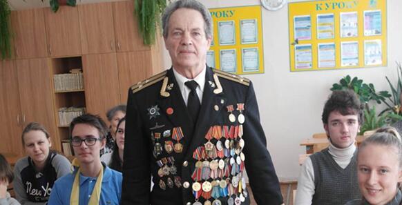 探访俄罗斯太平洋舰队老兵之家