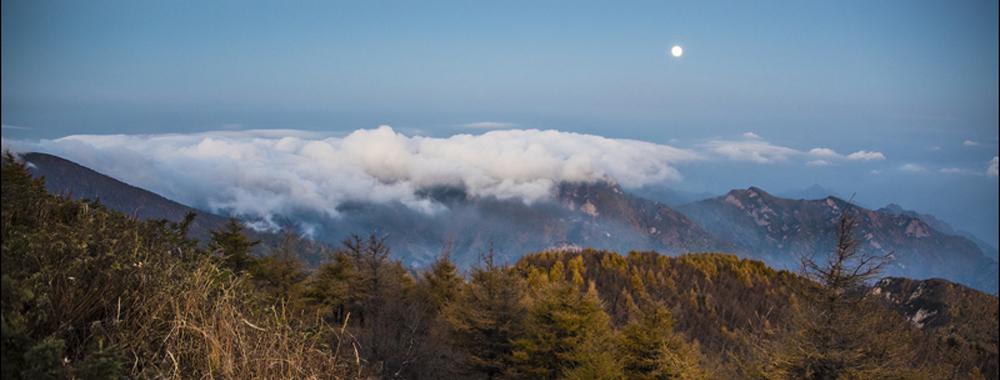 雾灵山:给你一万种理由爱上它的秋(图)