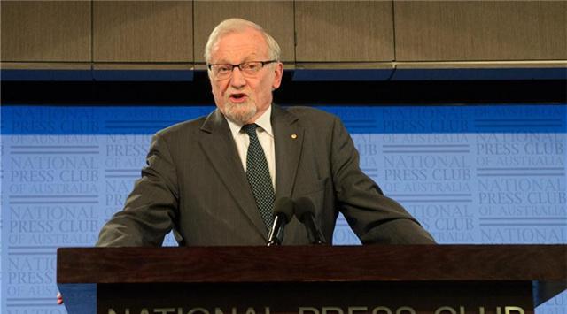 """澳前外长:支持澳北部开发与""""一带一路""""倡议合作"""
