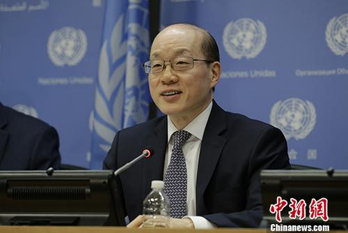 刘结一任中央台办、国务院台办副主任(正部长级)
