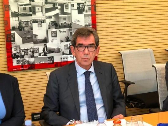 法国驻华大使:马克龙总统将于明年1月左右访华