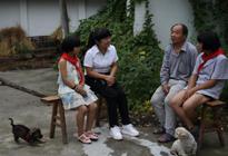 一名乡村女教师的家访