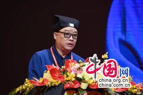 張金濤會長參加陳蓮笙大師百年誕辰紀念大會